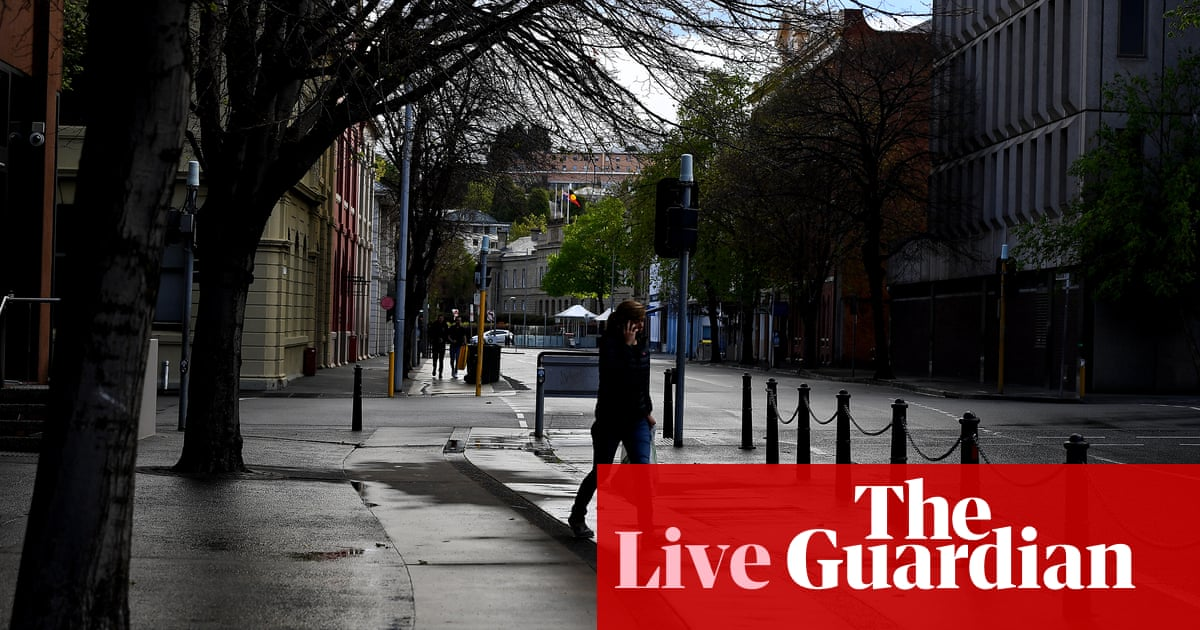 Australia Covid live news update: Tasmania lockdown begins as PM and Perrottet at odds over borders