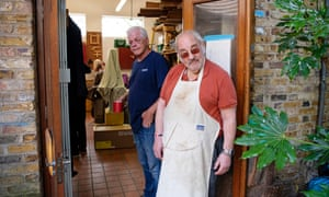 Sunnyside Men's Shed in Tower Hamlets.