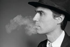 David Byrne, 1981. All Photographs: Marcia Resnick