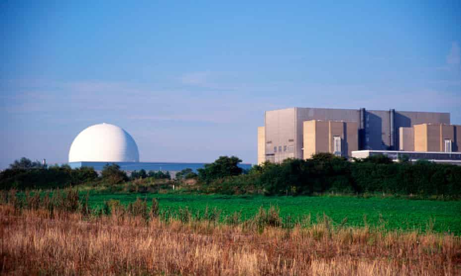 Sizewell A and B