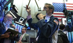 Markets in the US, Asia and Australia all fell off the news Washington was imposing further tariffs on Chinese goods.