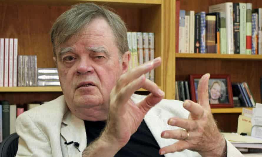 Garrison Keillor. The station said his alleged conduct went far beyond his account of accidentally touching a woman's bare back.