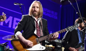 Tom Petty, performing in January 2016.