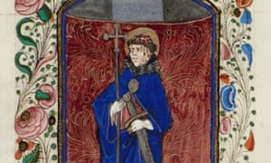 Thomas Beckett in the Bute Hours