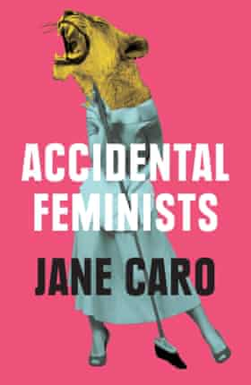 Cover image for Accidental Feminists by Jane Caro