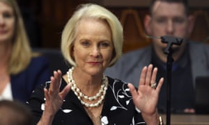 Cindy McCain intends to endorse presidential candidate Joe Biden.