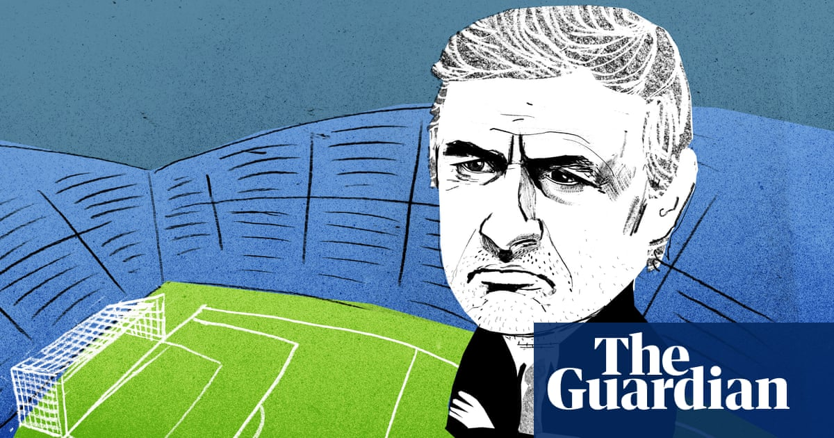 b8c6d979 The devil and José Mourinho | Jonathan Wilson | Football | The Guardian