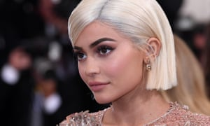 The US reality star Kylie Jenner has openly discussed the cosmetic procedures she has undergone.