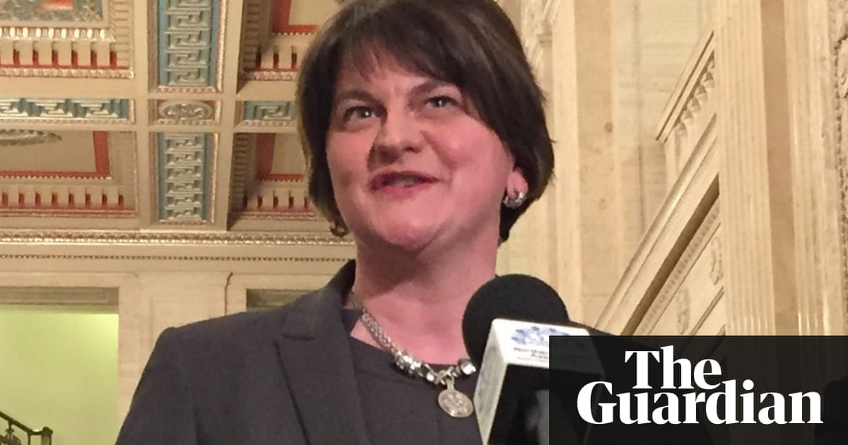 Arlene Foster warns Theresa May that the DUP will bring ...