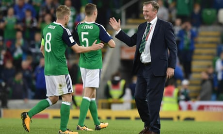 Michael O'Neill turns down Scotland job to stay with Northern Ireland