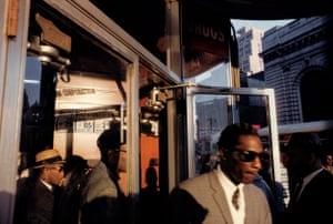 Drugs shop entrance, 1984