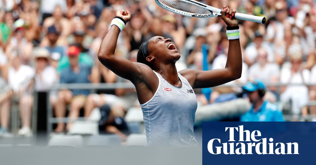 Naomi Osaka and Cori Gauff remain on collision course at Australian Open