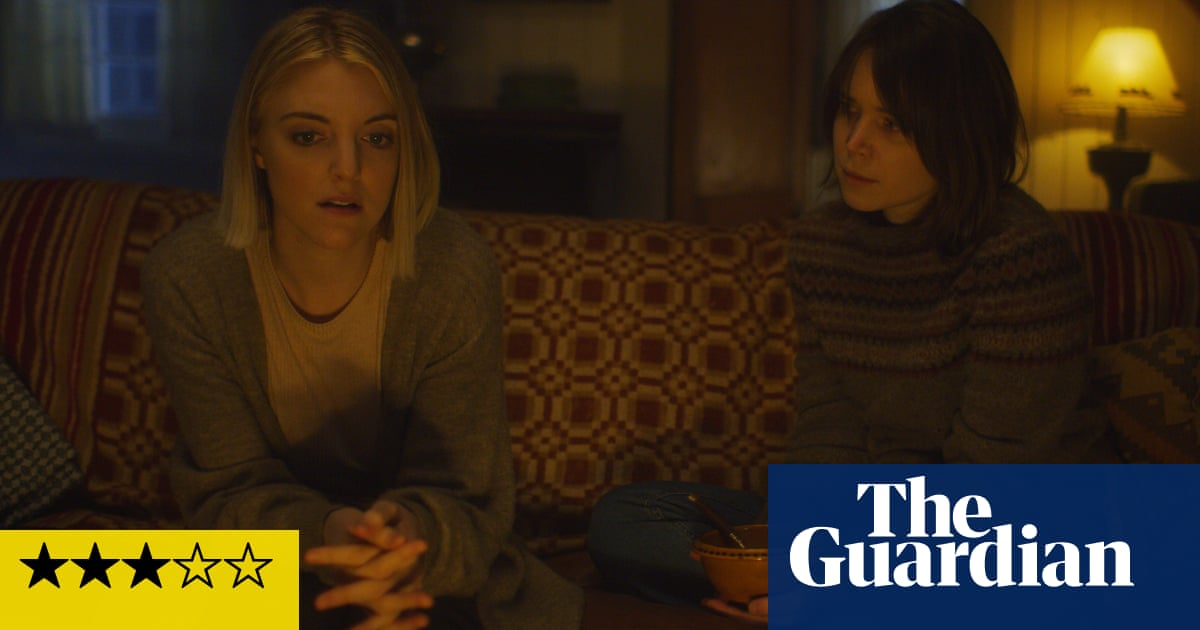 Bleed With Me review – three's a crowd in taut bloodsucking horror