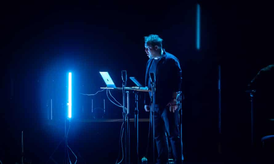 Andrew Staples performs Stephen Hough's Isolation Songs at Snape Maltings.