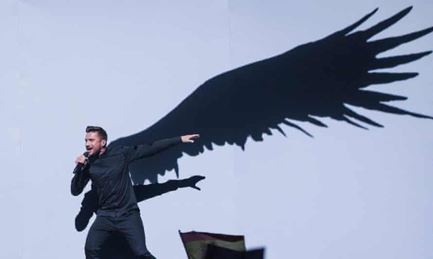 Russia's Sergey Lazarev is one of the favourites for Saturday night