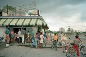 Helado Havana, Cuba 1994