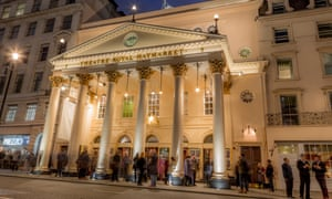 The Bossy collective is fundraising to buy the Theatre Royal Haymarket.