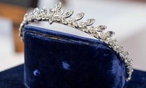 Tiara worn by Audrey Hepburn