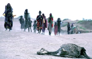 Drought in Ethiopia in 2000