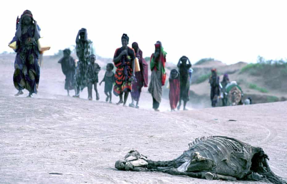Drought in Ethiopia in 2000