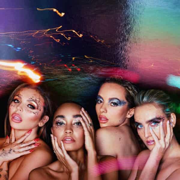 Little Mix: Confetti album cover