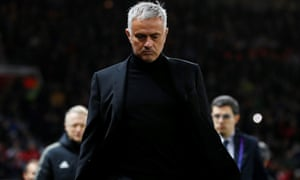 José Mourinho must take some responsibility for the Manchester United's lack of philosophy, but only some