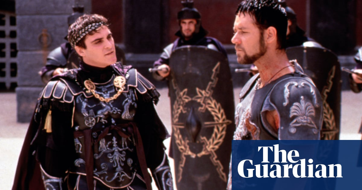 Gladiator at 20: how Ridley Scotts epic rejuvenated the historical blockbuster