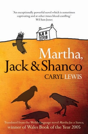 Martha Jack and Shanco by Caryl Lewis