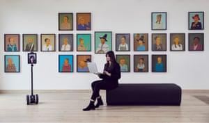 Hastings Contemporary gallery director Liz Gilmore.