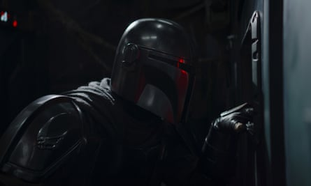 Guess who ... The Mandalorian rejoins old allies for a new mission.