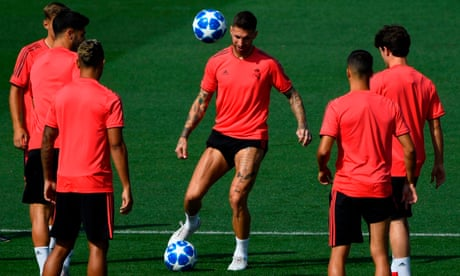 Sergio Ramos 'convinced' Real Madrid can retain Champions League