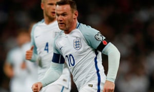 Wayne Rooney may not wear the No 10 shirt against the USA