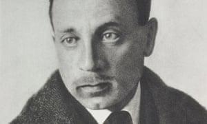 Rainer Maria Rilke spent his short life 'waiting for the lyric'.