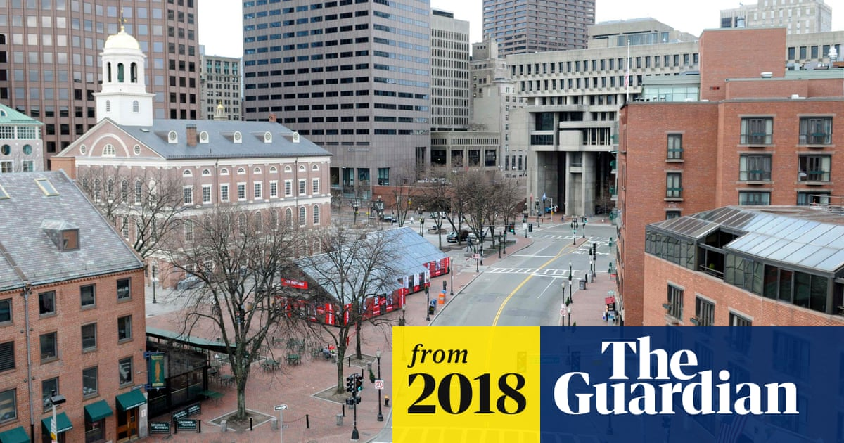 Faneuil Hall: Boston landmark named after slaveowner faces