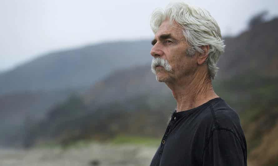 'It's not about legacy for me. It's about the people I'm working with at the time, and just going in and enjoying the process' ... Sam Elliott in The Hero.