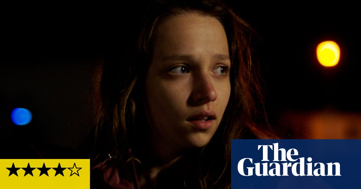 Make Up review – wintry chills in a spooky seaside thriller | Peter Bradshaws film of the week