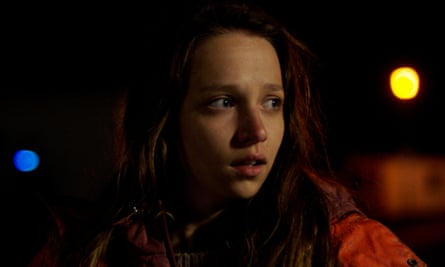 Who's there? … Molly Windsor in Make Up
