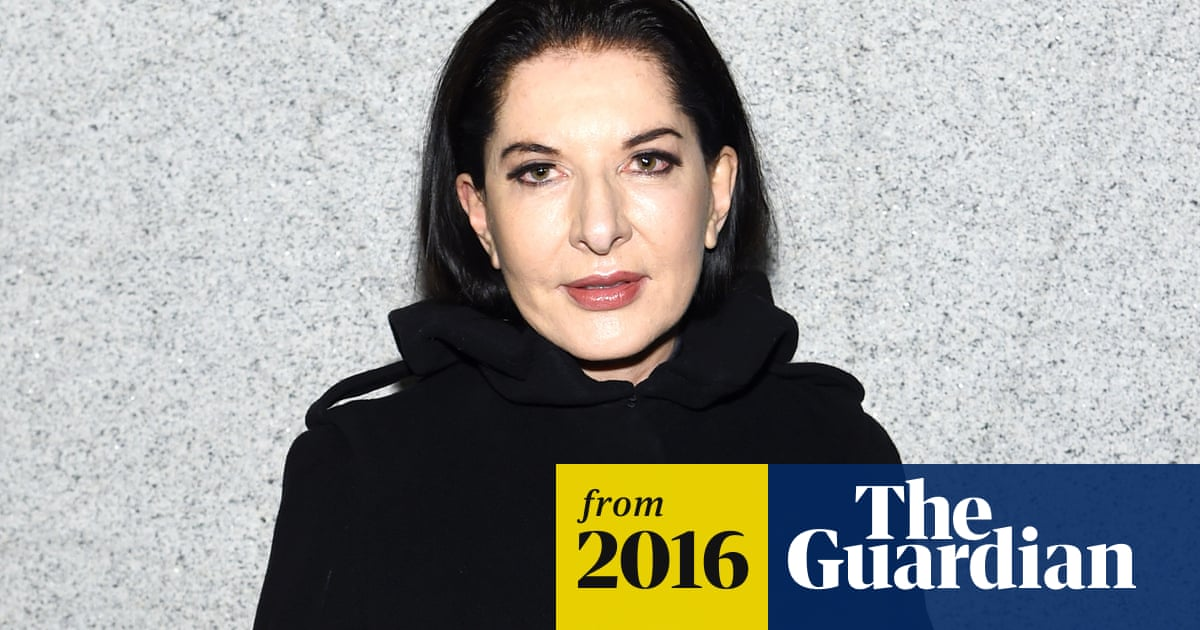 Marina Abramović mention in Podesta emails sparks accusations of ...