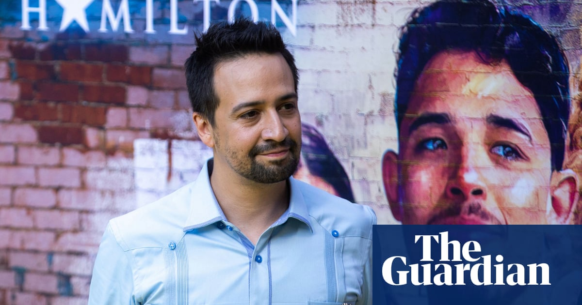 Lin-Manuel Miranda apologizes for lack of diversity in In the Heights