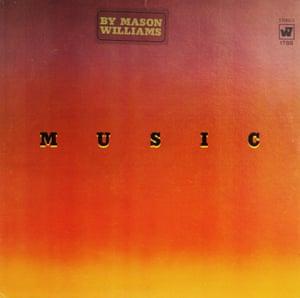 Ed Ruscha, Music by Mason Williams, 1969