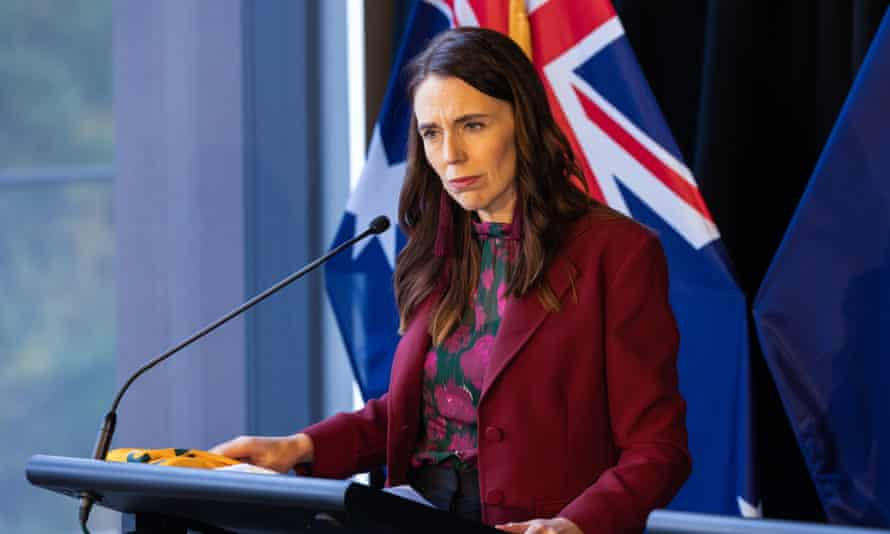 New Zealand prime minister Jacinda Ardern has warned of 'consequences' for Australians breaking NZ's border controls. NZ has placed a pause on travel from Victoria given the current outbreak in Melbourne.