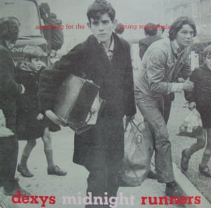 Dexys Midnight Runners – Searching for the Young Soul Rebels.