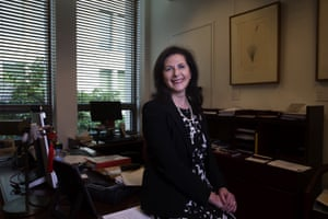 The Assistant Minister for Multicultural Affairs Senator Concetta Fierravanti-Wells in her office in Parliament House on Tuesday 1st December 2015.