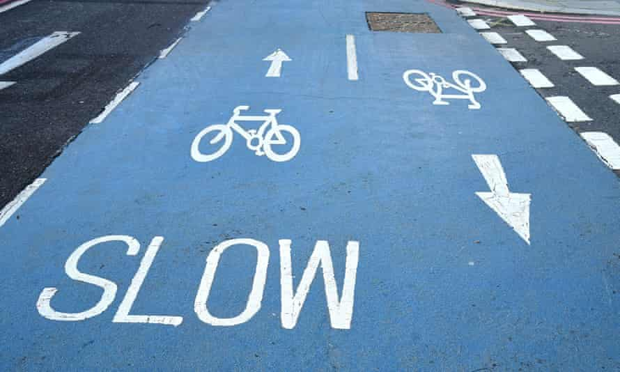 The Conservative-run authority said removing the cycle lane, which was used by up to 4,000 cyclists a day, would add extra space for motor traffic, and thus ease congestion and quicken journey times.