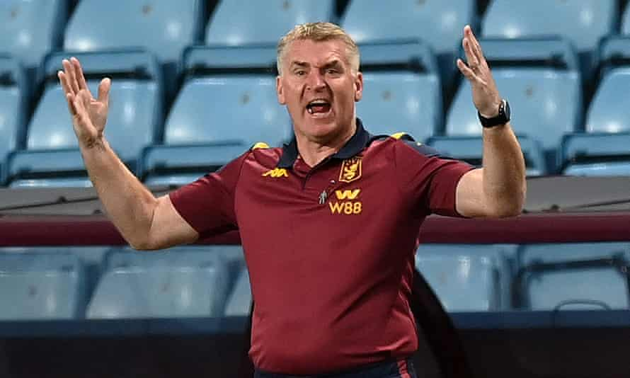 Dean Smith said of Aston Villa's win: 'We needed this. We've got to go and do the same against West Ham on Sunday.'