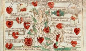 Venus und der Verliebte by Meister Casper , 1485.