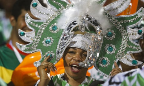 Algeria v Nigeria: Africa Cup of Nations semi-final – live!