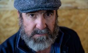Eric Cantona Football The Guardian
