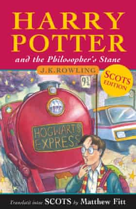 Harry Potter and the Philosopher's Stane – in Scots