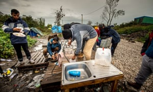 Aid workers at the Calais refugee camp have produced an online list of much-needed items, such as strong, waterproof boots and warm clothing.